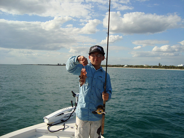 Fishing in florida