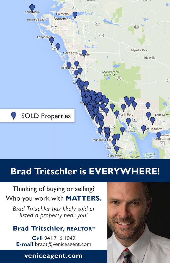 Real Estate sold in Venice Florida