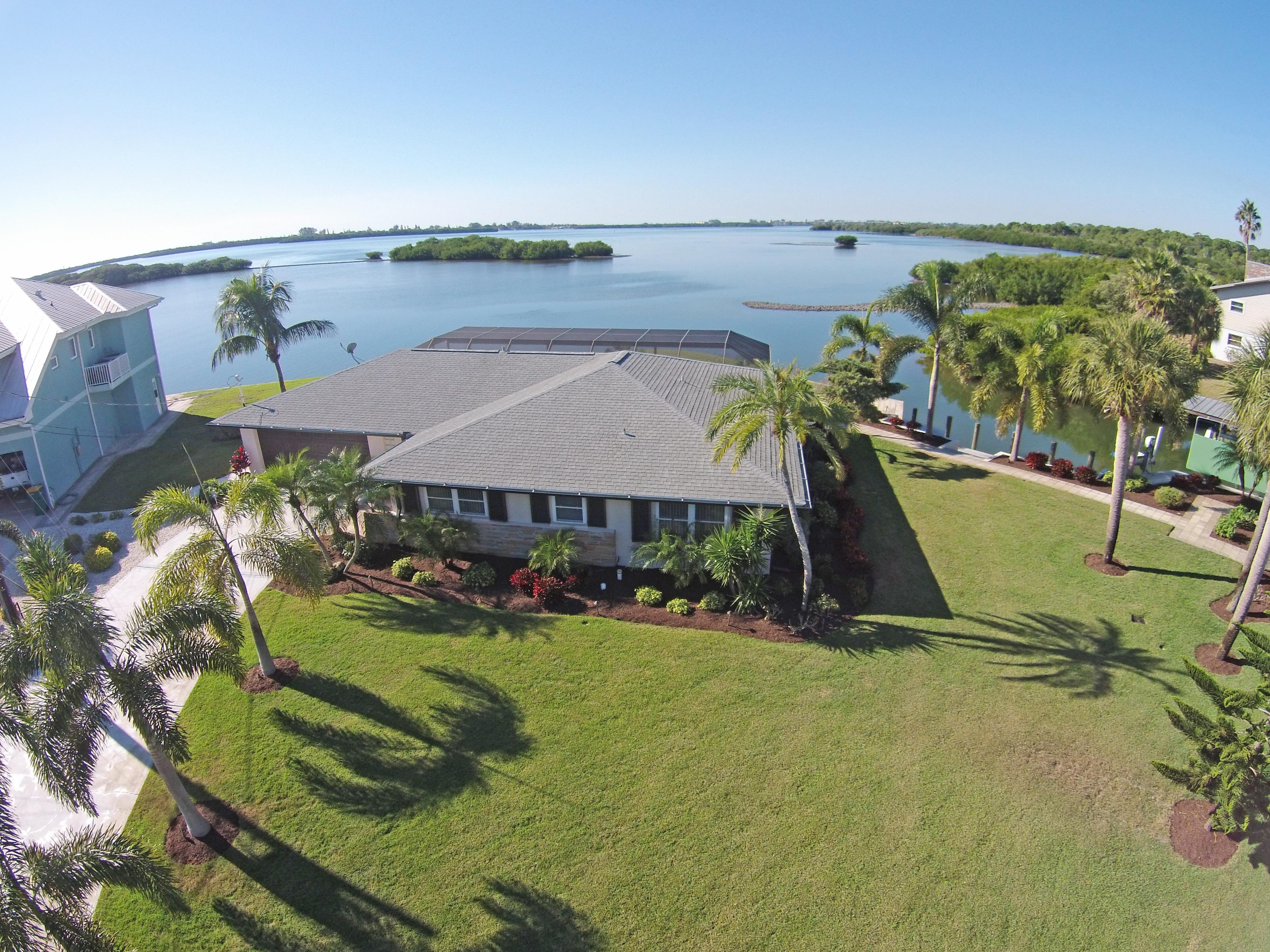 Just Sold Lemon Bay Waterfront $930,000