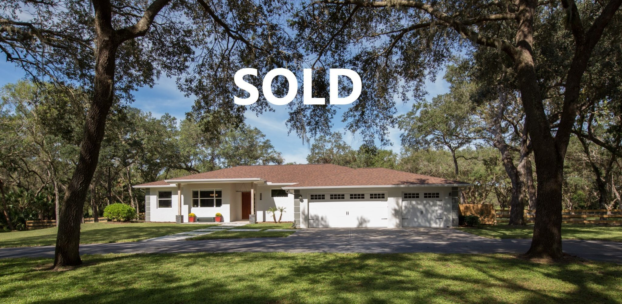 Just Sold / Saddle Creek / Sarasota Equestrian Property
