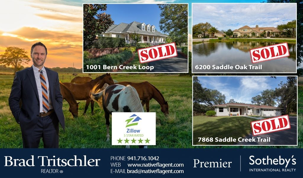 Sarasota Horse Property for sale